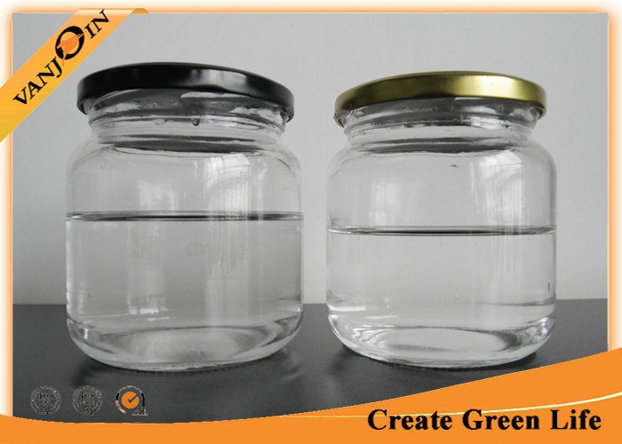 Recycling Empty Glass Food Jars 500ml Coconut Oil Glass Jars for Food Storage