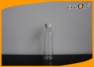 China Recycling Empty 350ml PET Plastic Juice Bottles for Drinking Water / Beverage / Milk supplier