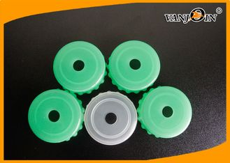 China Food Grade Customized Pantone Color Plastic Coke Bottle Cap , Plastic Bottles Lid supplier