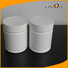 China Wide Mouth  Plastic Food Jars HDPE Protein Powder Bottle Approved ISO supplier