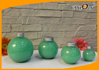 China 60 ml 200ml 300ml 500ml Ball Shaped Plastic Juice Bottle , Clear Juice Bottle supplier