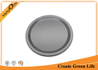 China 70mm Regular Mason Jar Flat Lids With Black Chalkboard For Writing supplier