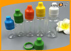 China Plastic E-cigarette / E-cig Liquid Bottles10ml 15ml 20ml 25ml 30ml Recycled PE / PET Bottles factory