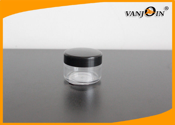 Recycling Empty 20ml Wholesale Plastic Jars Clear Pet