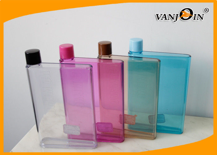Creative 420 ml AS Flat Transparent A5 Paper Plastic ...