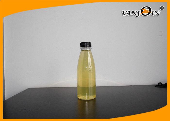 Empty Cold Pressed 500ml Plastic Juice Bottles With Custom
