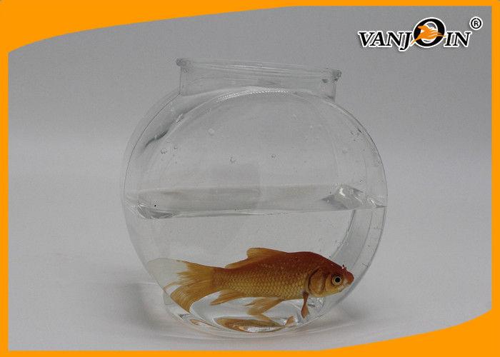 1 9L Flat PET Clear View Fish Plastic Tank Aquarium plastic